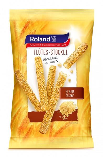 Roland Swiss Flûtes Stöckli Sesam 125g