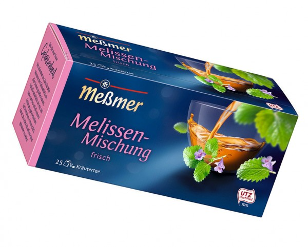 Meßmer KräuterTee Melisse 50g