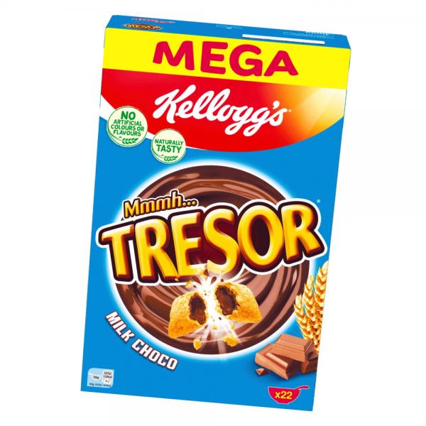 Kellogg's Tresor Milk Choco je 660 g