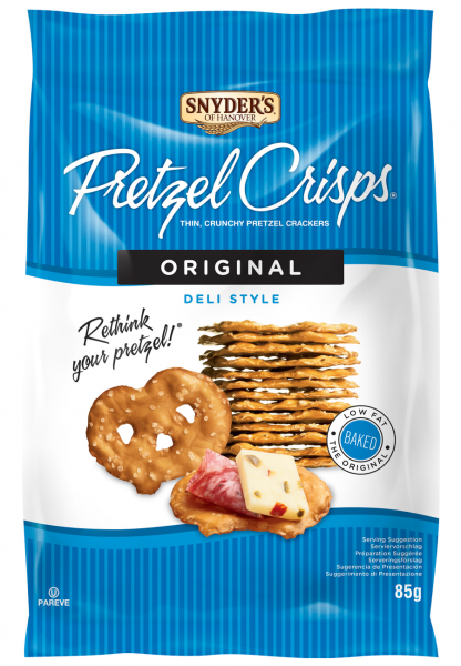 Snyder's Pretzel Crisps Original 85g