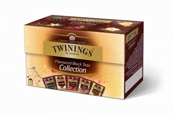 Twinings Flavoured Black Tea Collection