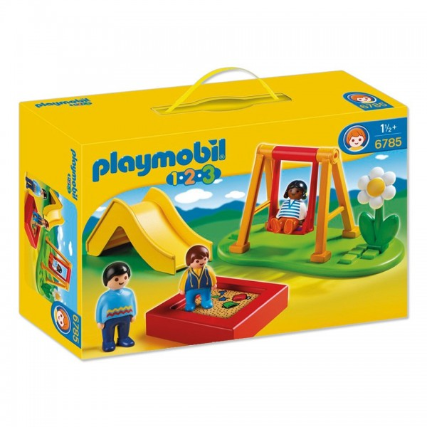 PLAYMOBIL Kinderspielplatz