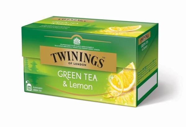 Twinings Green Tea Lemon Grüntee