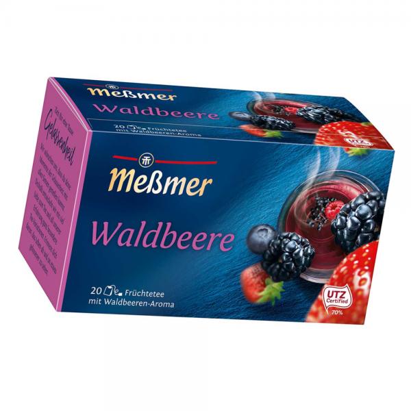 Meßmer Waldbeere 20er 55g