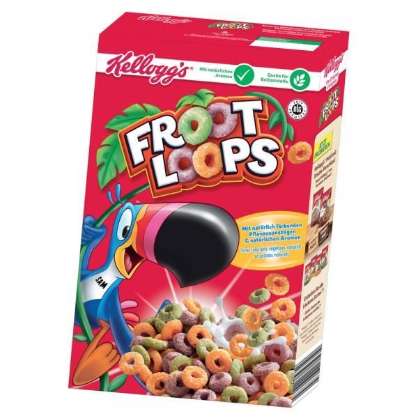 Kellog's Unicorn Froot Loops 375g