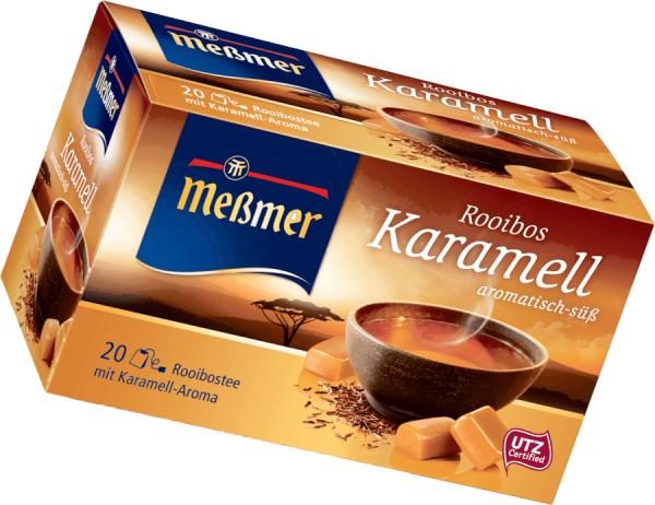 Meßmer Rooibos-Karamel 40g