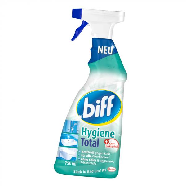 biff Hygiene Total Badreiniger 750ml
