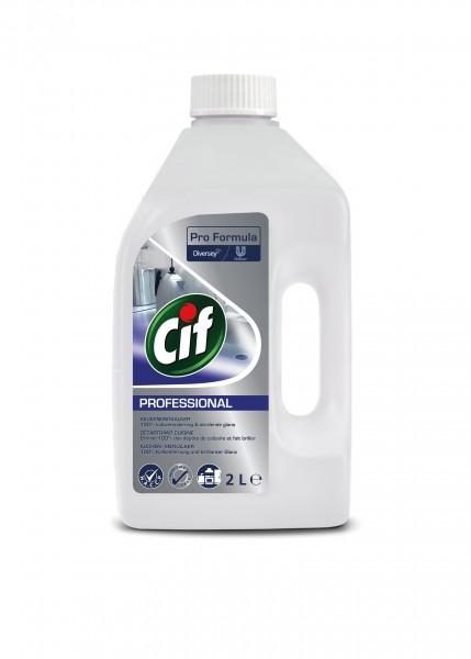 CIF Professional Küchen-Entkalker 2 Liter