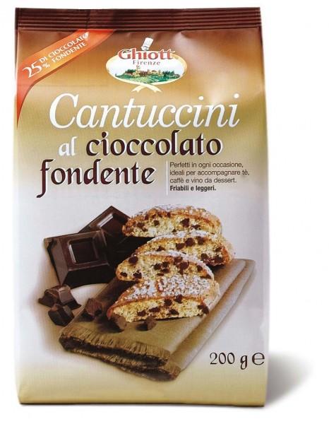 Ghiottini Cantuccini Schokolade 200g