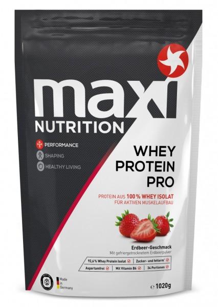 Whey Protein Pro Erdbeere