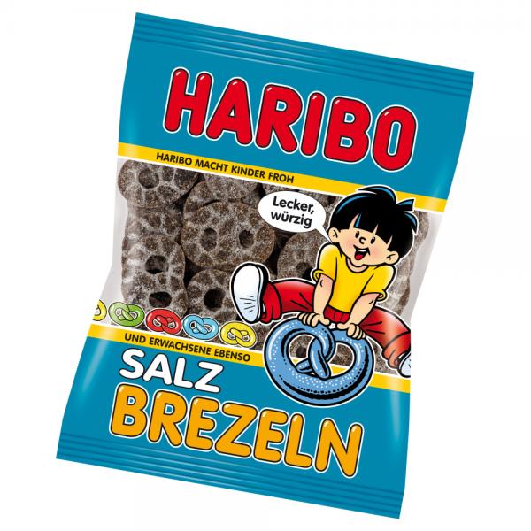 Haribo Salzbrezel 200g