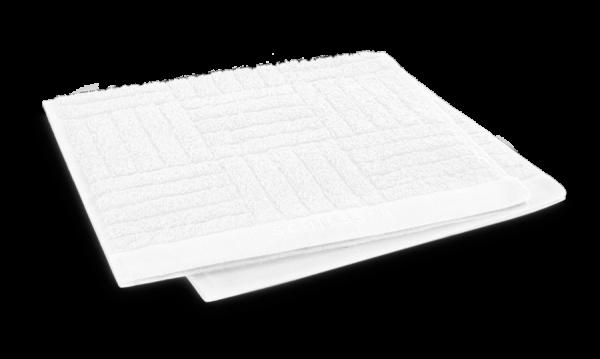 SCHIESSER Gästehandtuch 30 x 50 cm Weiß, 2er Set