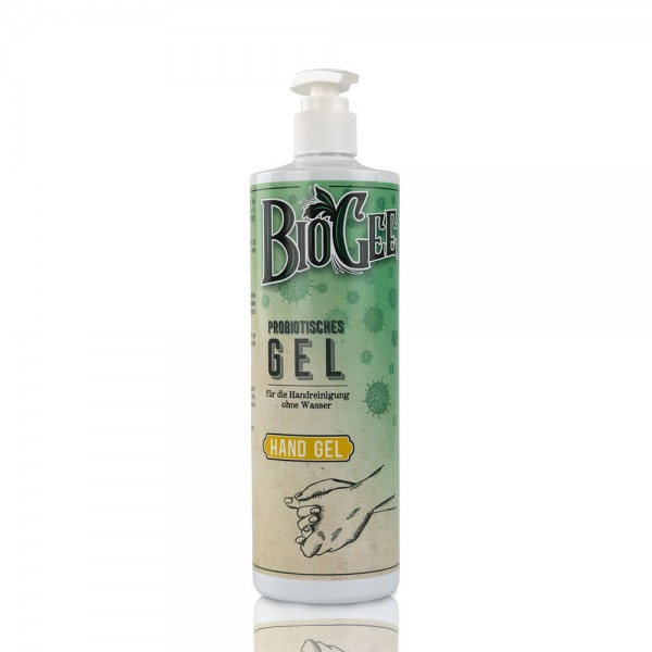 BioGee Hand Gel 500ml
