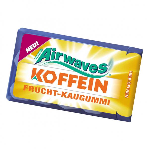 Airwaves KOFFEIN Frucht 8er