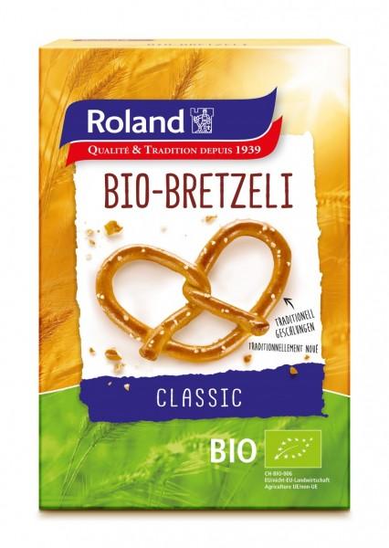 Roland Bio Bretzeli Classic 100g