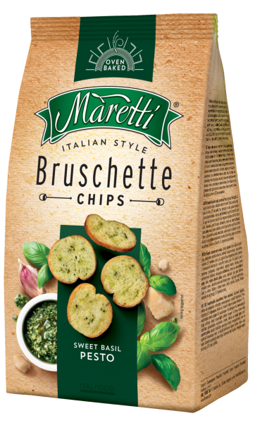 Maretti Bruschette Sweet Basil Pesto 150g