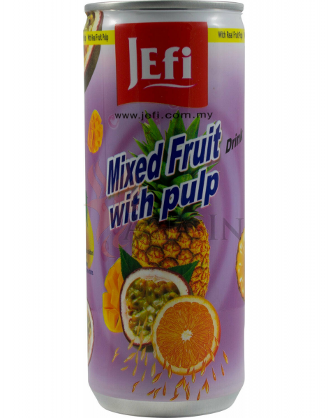 Jefi Mixed Fruit 240ml