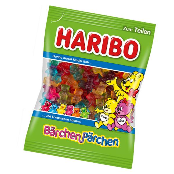Haribo 175g Bärchen-Pärchen