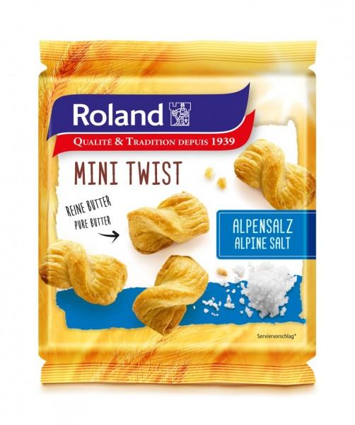 Roland Mini Twist Salz Butter 75g