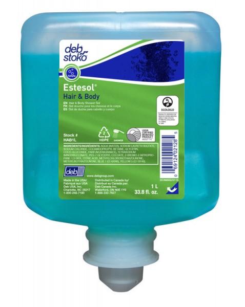 Estesol® Hair & Body Duschgel und Shampoo