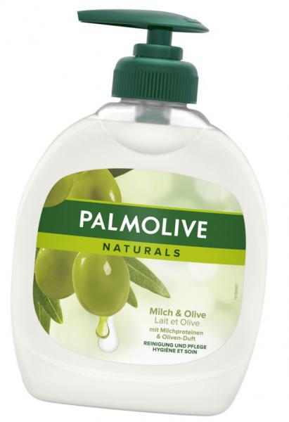 Palmolive Flüssigseife Olive & Feuchtigkeitsmilch 300 ml