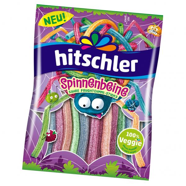 hitschler Spinnenbeine Mix 125g
