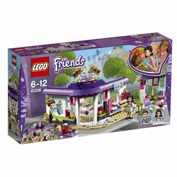 LEGO Friends Emmas Künstlercafé (41336)
