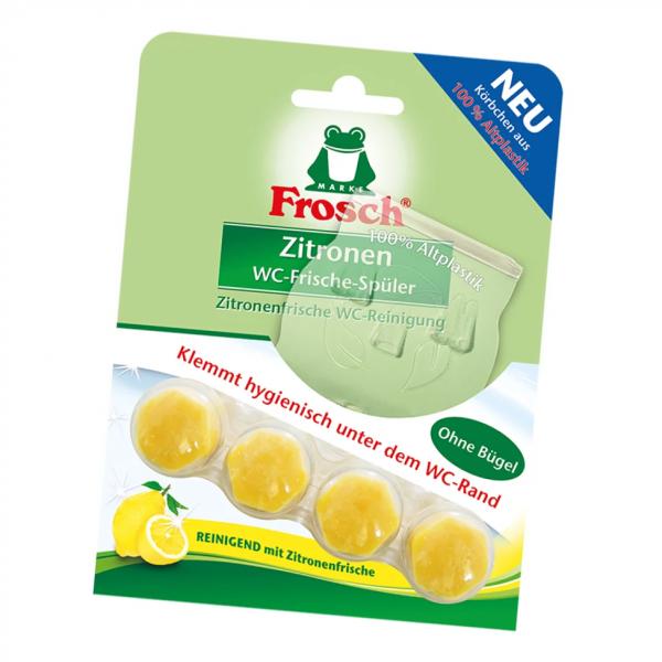 Frosch WC-Frische-Spüler Zitrone 42g WC Reiniger