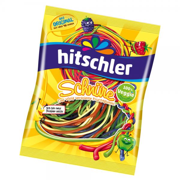 hitschler Schnüre bunt 125g