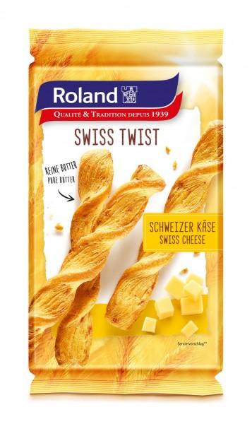 Roland Swiss Twist Schweizer Käse 100g