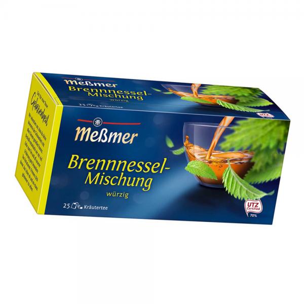 Meßmer Brennessel Kräuter Tee 25er