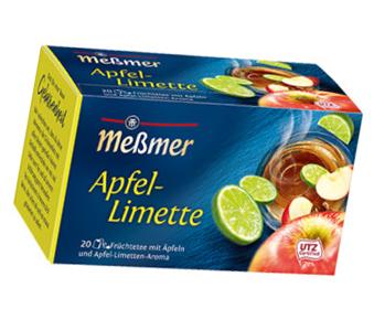 MeßmerTee Apfel-Limette