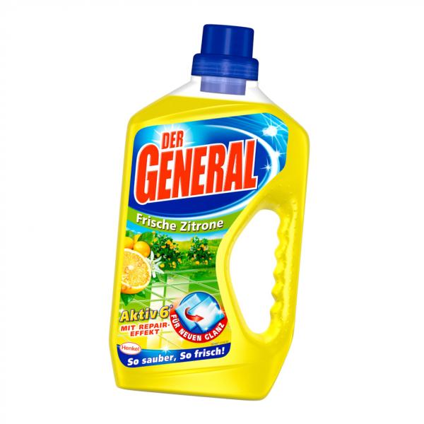Der General Zitrone Haushaltsreiniger 750ml