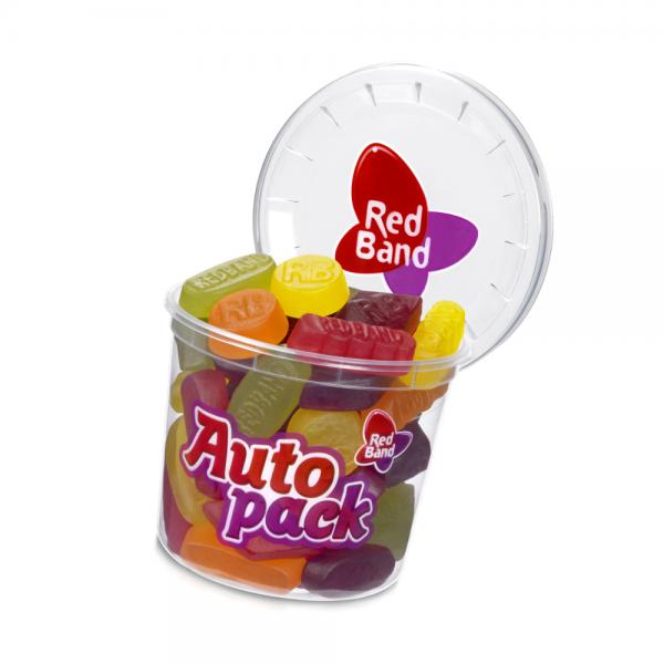 Red Band Autopack Fruchtgummi Assortie 200g