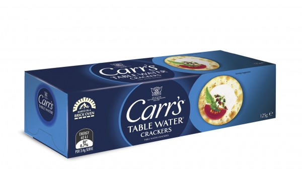 Carr's Small Table Water Cräcker 125 g