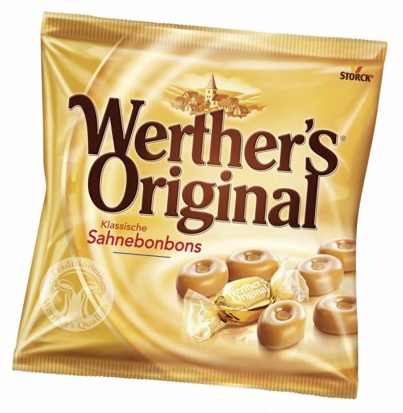 Werther's Original Klassische Sahnebonbons 120g