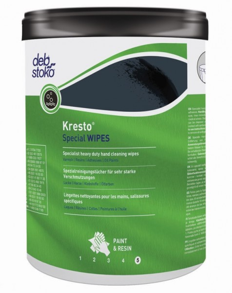 Kresto® Special WIPES Handreinigungstücher