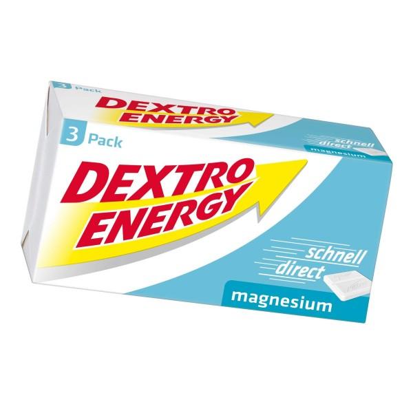 Dextro Energy 3er Magnesium 138g