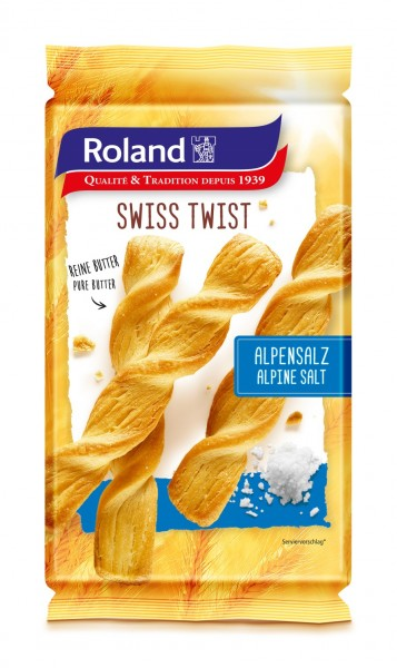Roland Swiss Twist Alpensalz 100g