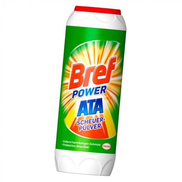 Bref Power ATA Scheuerpulver 500g