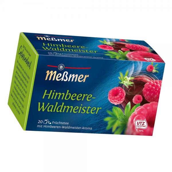Meßmer Himbeere-Waldmeister 20er