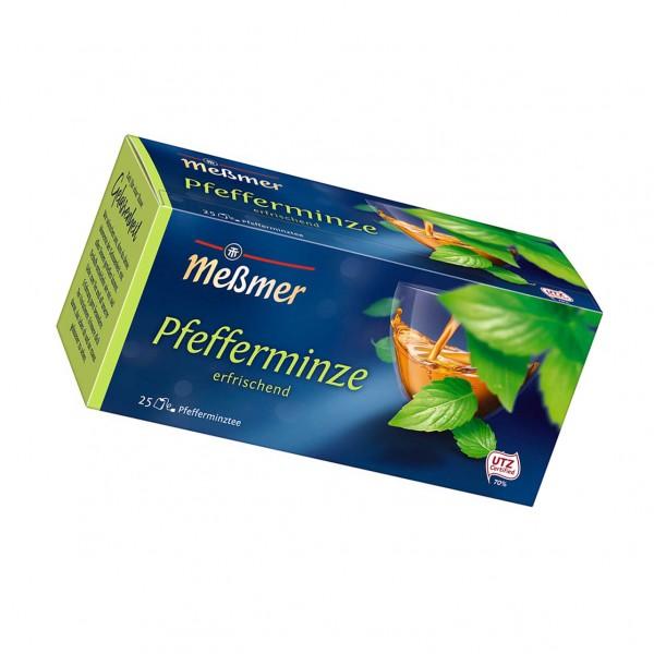 Meßmer Kräuter Tee Pfefferminze 56g