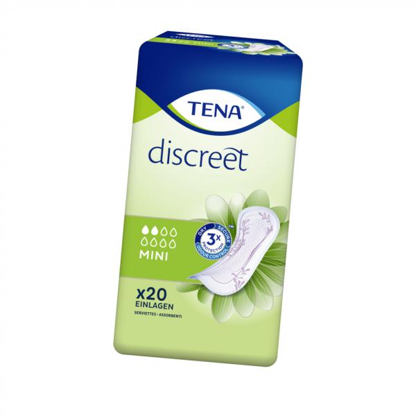 Tena Discreet Mini Einlagen 20er
