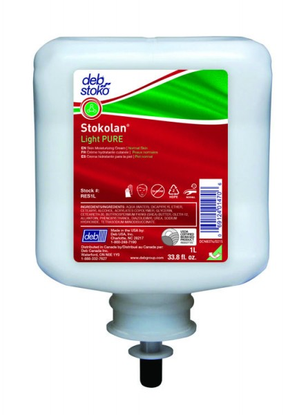 Stokolan® Light PURE Hautpflegecreme