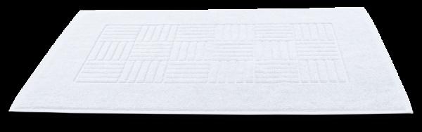SCHIESSER Badvorleger 50 x 80 cm Weiß