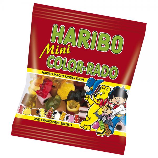 Haribo Color-Rado Mini 175g