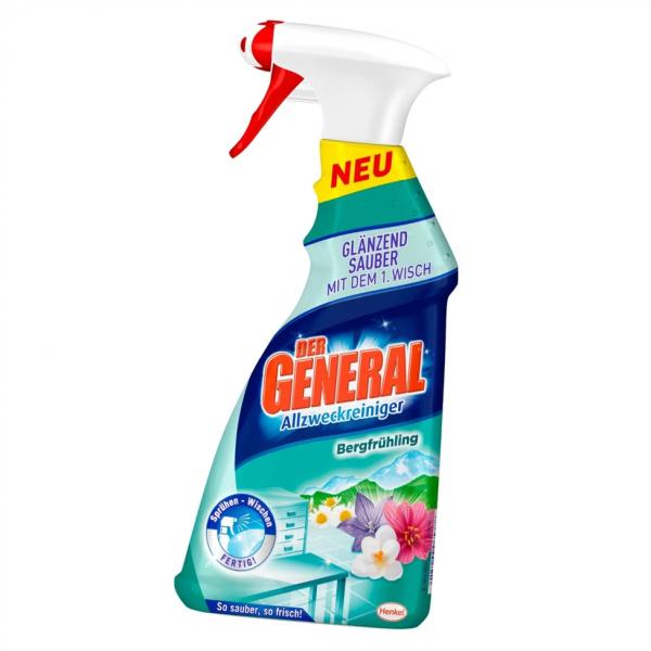 DER GENERAL Bergfrühling Allzweckreiniger Spray 500ml