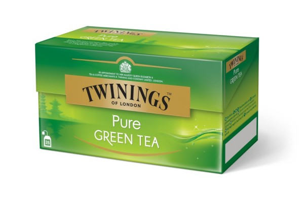 Twinings Pure Green Tea Grüntee 50g