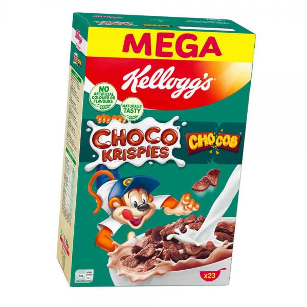 Kellog's Choco Krispies Chocos 330g