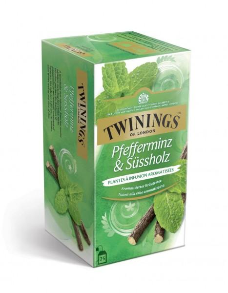 Twinings Pfefferminz & Süssholz 50g